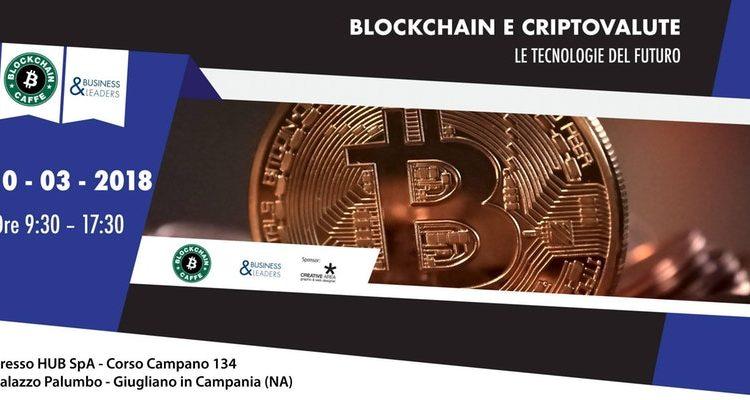 Corso Bitcoin Napoli